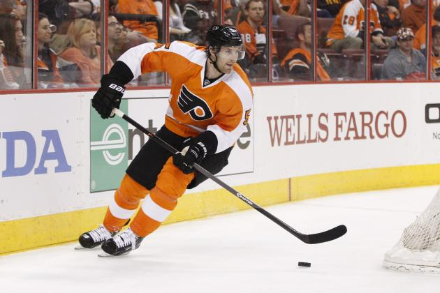 Can Braydon Coburn Carry the Philadelphia Flyers' Defense in 2014-15?