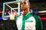 Report: Rondo 'Wants Out' of Boston, Agent Denies