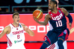 Team USA Routs Turkey After Early Scare