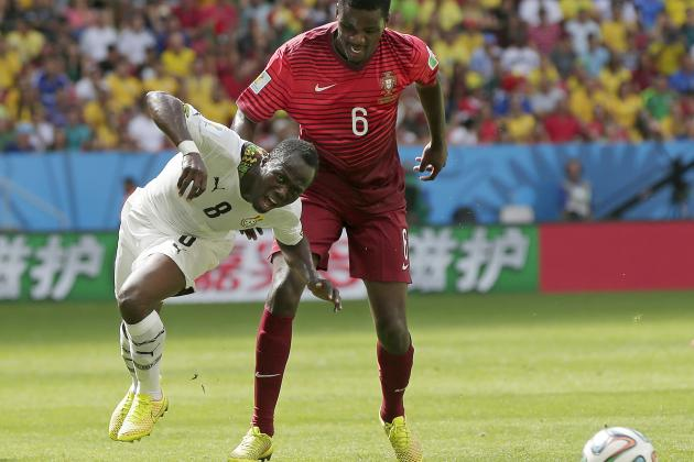 Arsenal Transfer News: William Carvalho Perfect for Gunners' Midfield Need