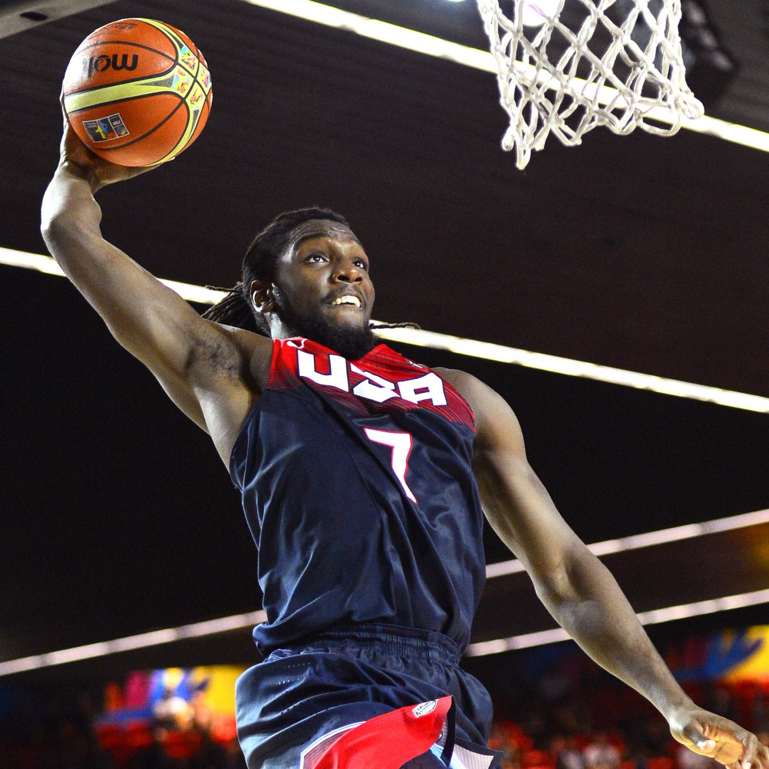Can Kenneth Faried Use FIBA Tournament As Springboard To