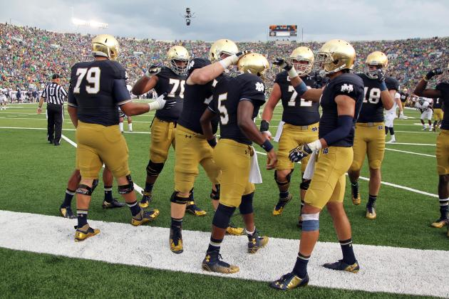 The Good, Bad and Ugly: Notre Dame Vs.Rice