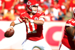 Alex Smith Signs New Deal with Chiefs -- Details Here