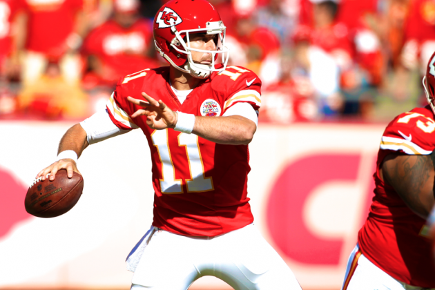 Alex Smith and Chiefs Agree on New Contract: Latest Details, Comments, Reaction