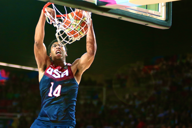 Team USA Finds Winning Blueprint with Inside-Out Basketball at FIBA Tournament