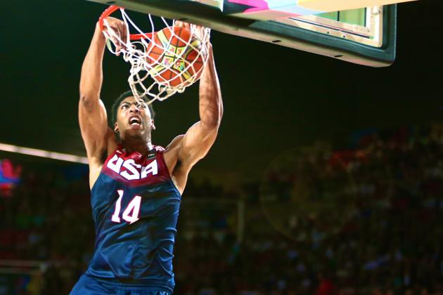 Team USA Finds Winning Blueprint with Inside-Out Basketball at FIBA Tournament