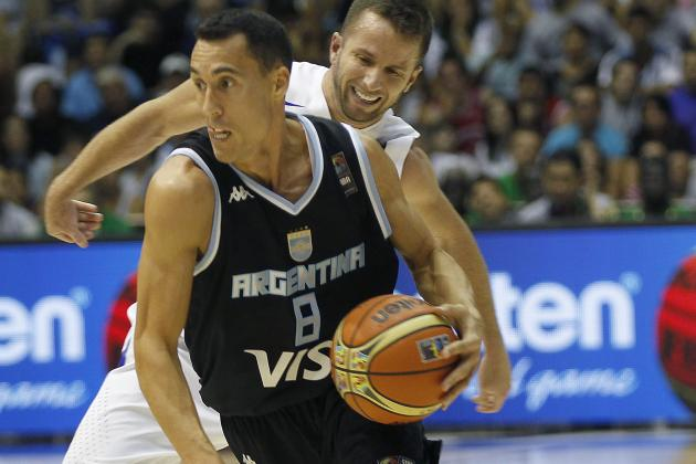 Argentina vs Gilas Pilipinas: TV Info, Live Stream, More for FIBA World Cup 2014