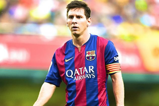Lionel Messi Injury: Updates on Barcelona Star's Groin and Return