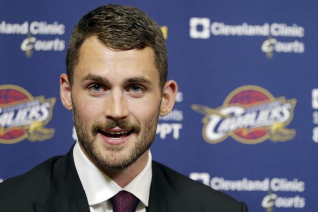 Why Kevin Love Trade Was Blessing in Disguise for the Minnesota Timberwolves