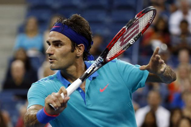 Roger Federer vs. Marcel Granollers: Score and Recap from 2014 US Open