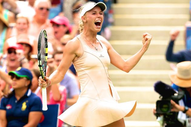 Revived Caroline Wozniacki Eyes 2014 US Open Title After Maria Sharapova Upset