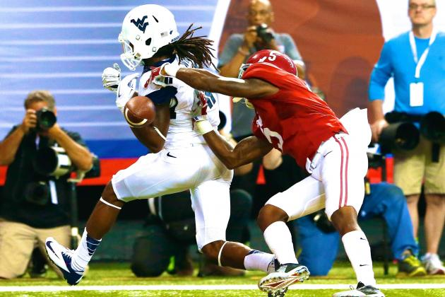 Alabama vs. West Virginia: Forget the QBs, Tide's Real Problem Is Still at CB