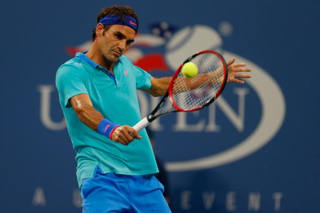 US Open 2014 Results: Final Scores, Updated Bracket and More for Day 7