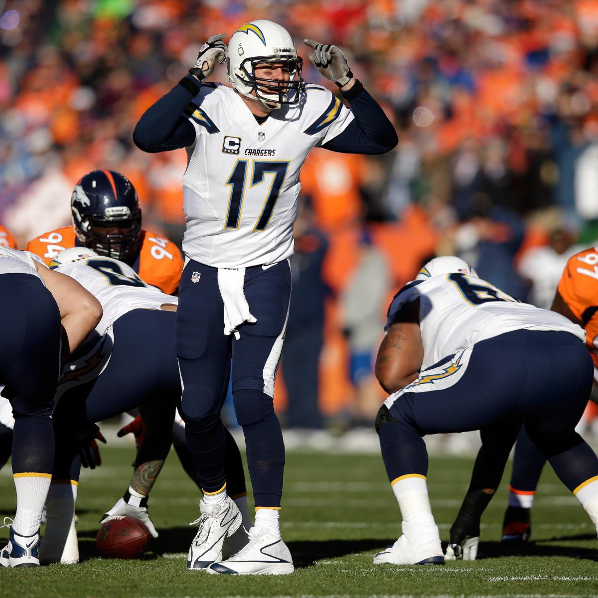 San Diego Chargers Depth Chart 2013: San Diego Chargers 2014 Virtual Program: Depth Chart