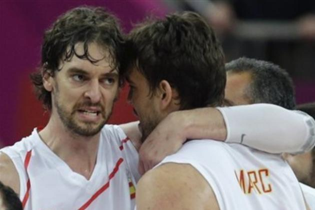 Spain vs. Egypt FIBA World Cup 2014: Game Grades, Analysis for La Roja, Pharaohs