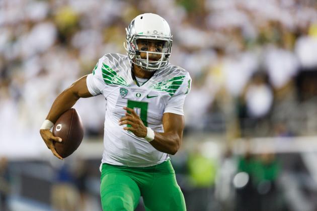 2015 NFL Mock Draft: Post-Week 1 Breakdown