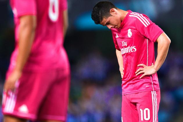 Real Madrid's Defensive Lapses Ruin Promising Start Against Real Sociedad