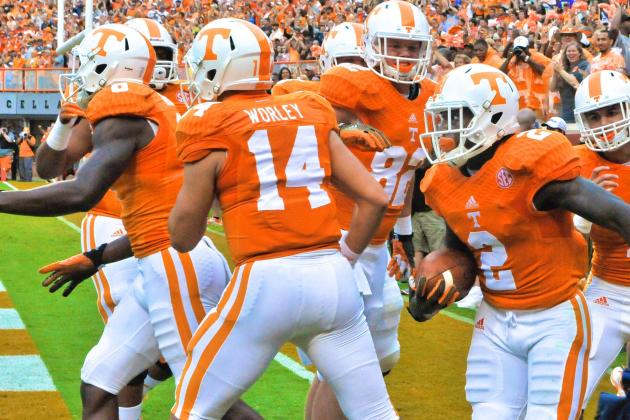Newfound Speed, Energy Show Tennessee Is Ready to Play with the SEC Big Boys