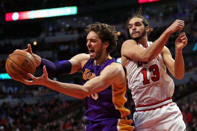 Pau Gasol or Joakim Noah: Which Bulls Big Will Click Better with Derrick Rose?