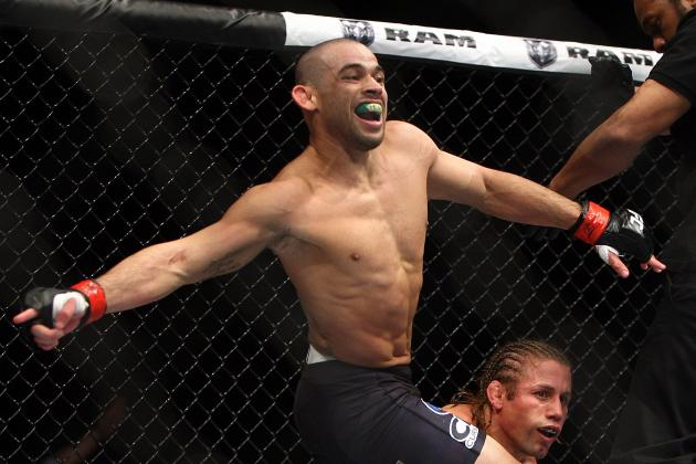 Renan Barao's Return: 3 Potential Opponents for Embattled Ex-Champion