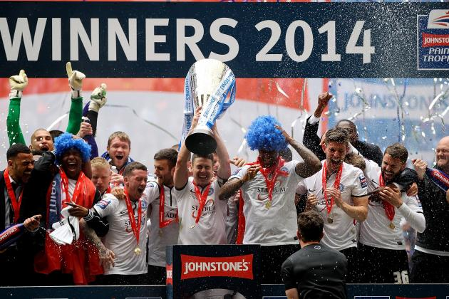 Football League Trophy 2014: Fixtures, Live Stream Info and Round 1 Predictions