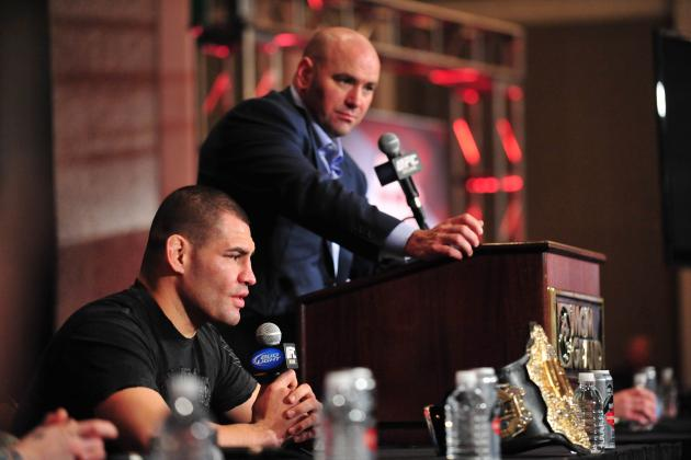 UFC Pulling out All the Stops to Ensure Success in Mexico City