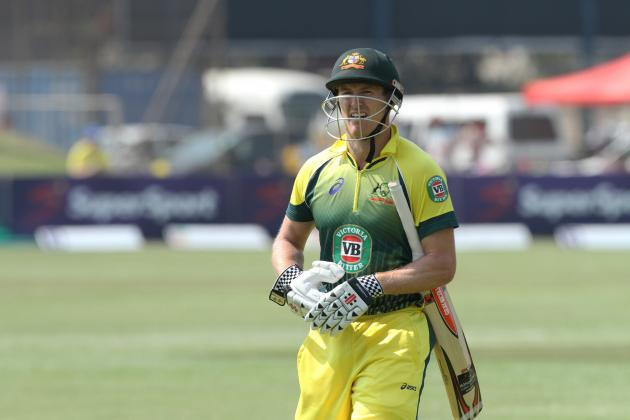 Australia vs. South Africa, Triangular Series: Date, Time, Live Stream, TV Info