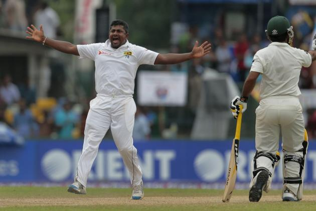 Rangana Herath: World Cricket's Bowler of the Month, August 2014