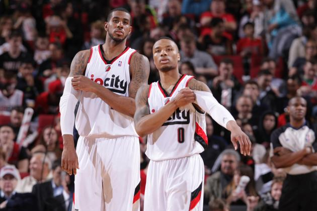 Damian Lillard and LaMarcus Aldridge Can Be NBA's Best Guard-Big Duo in 2014-15