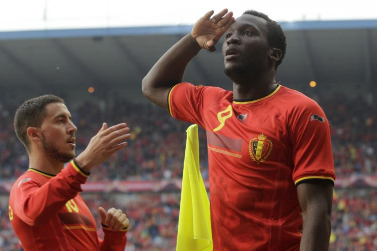 Eden Hazard, Romelu Lukaku Out of Belgium Squad, so Coach Calls Up the Brothers