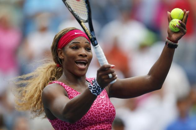 US Open Tennis 2014: Schedule and Bracket Predictions for Day 8 in New York