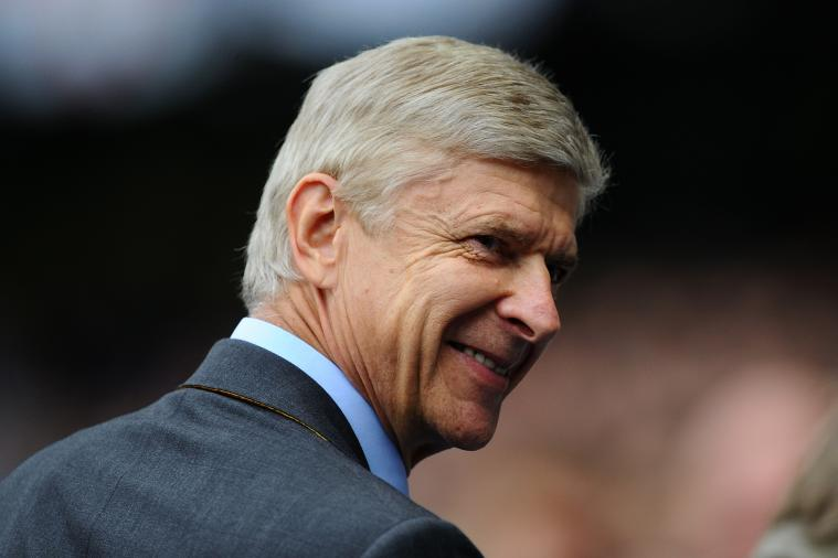 Arsene Wenger to Referee Charity Game in Rome on Transfer Deadline Day