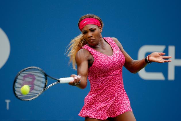 US Open Tennis 2014 Schedule: TV Coverage and Live Stream Info for Day 8