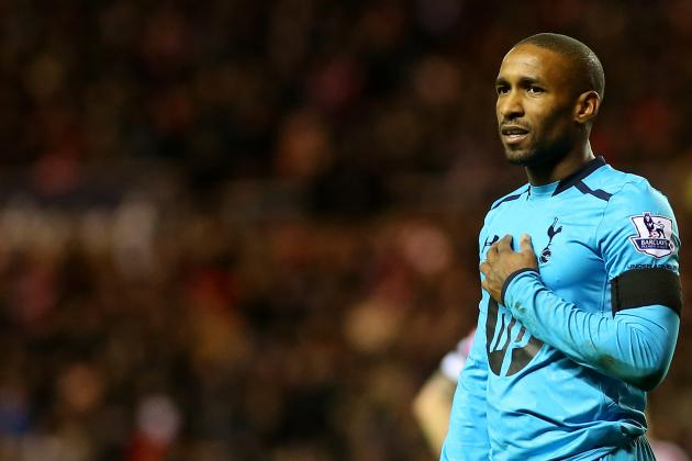 Arsenal Transfer News: Latest on Jermain Defoe, Danny Welbeck, William Carvalho