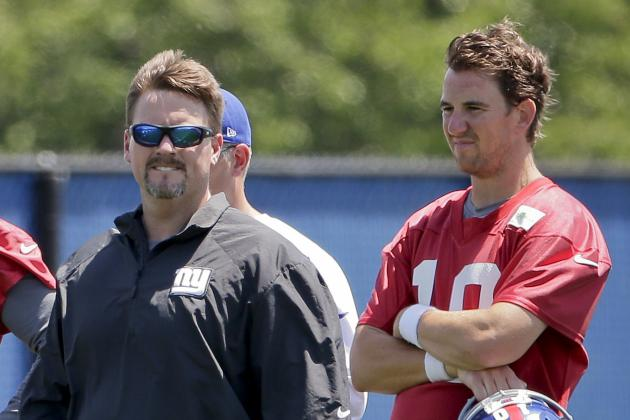 Eli Manning 'Curious' About Ben McAdoo's Offense