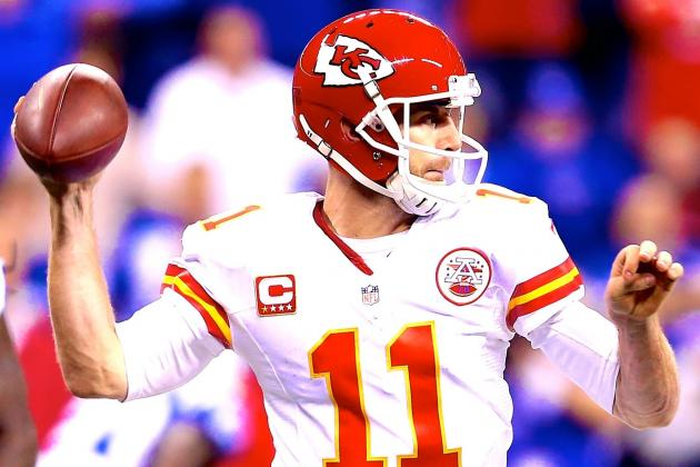 Alex Smith's Contract Extension Is the Perfect Deal for the Kansas City Chiefs