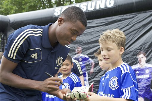 Chelsea Transfer News: Nathaniel Chalobah Loaned to Burnley Until January 2015