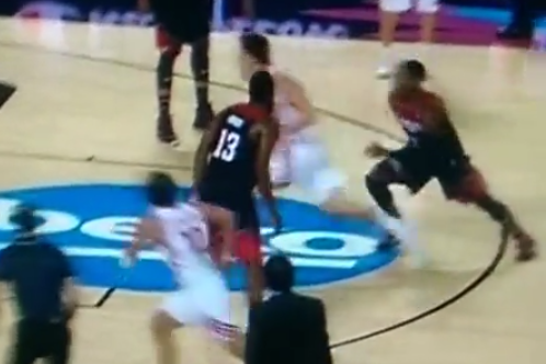Watch James Harden Play Awful Defense for Team USA vs. Turkey in FIBA World Cup