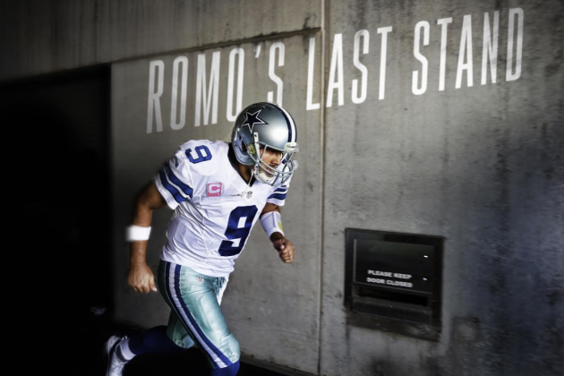 Could This Be Tony Romo's Last Stand?