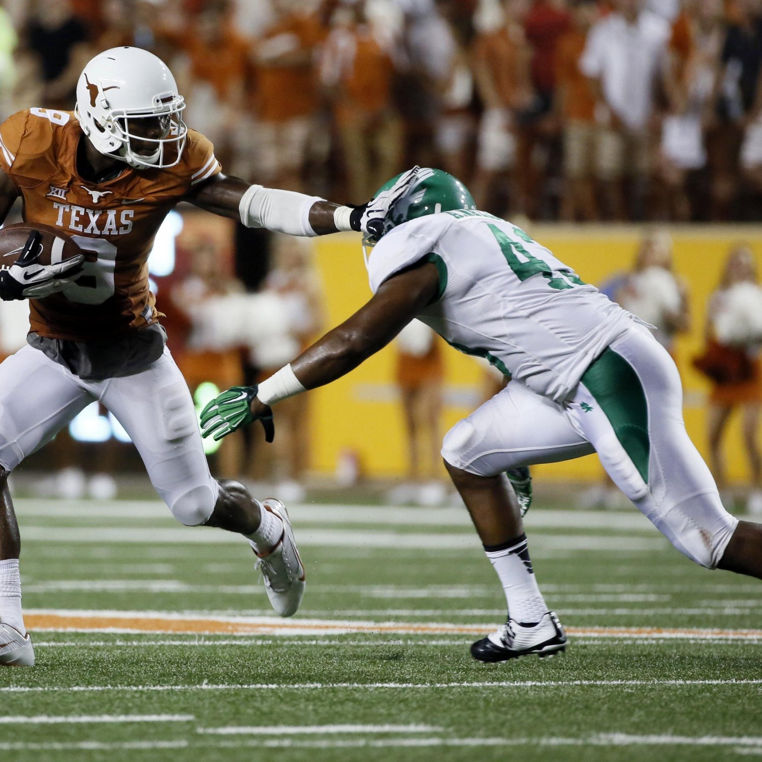 The Latest Texas Longhorns NCAA Football News (Austin ...