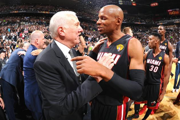 San Antonio Spurs Offer Ray Allen What No Other NBA Team Can
