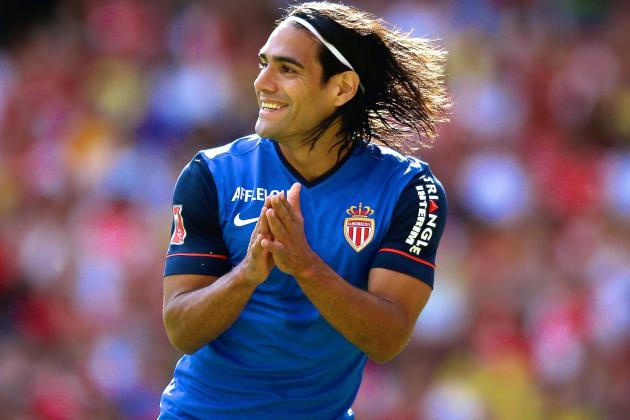 Manchester United's Radamel Falcao Loan Deal Brings More Questions Than Answers