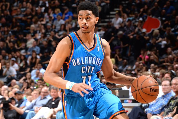 Who Should Be Oklahoma City Thunder's Starting Shooting Guard Next Season?