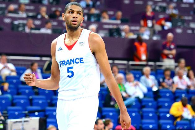 France vs. Egypt: Live Score and Highlights for FIBA World Cup 2014