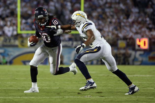 Fantasy Football 2014: Week 1 Rankings and Projections for Top Sleepers