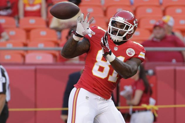 Chiefs Release TE Richard Gordon