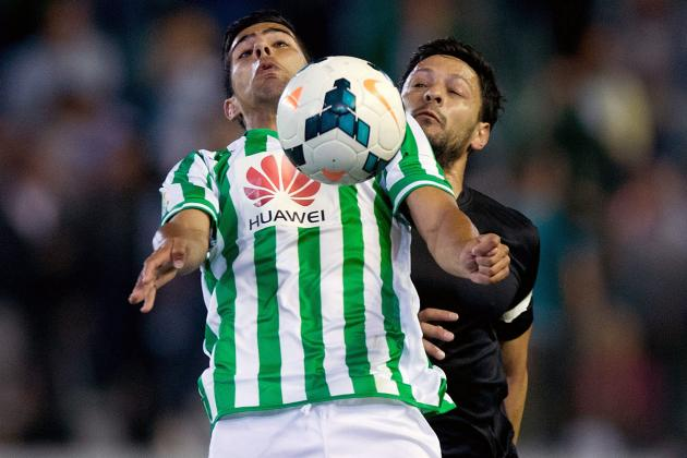 Report: Watford to Sign Betis' Juanfran