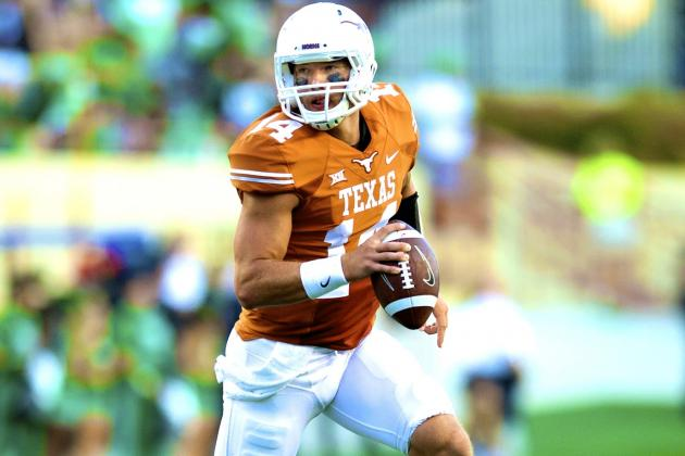 David Ash Injury: Updates on Texas QB's Concussion and Return