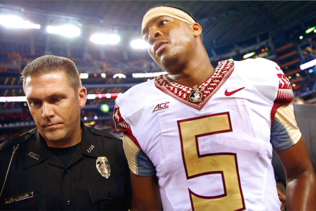 Jameis Winston, Florida St. May Find Path to Keeping Title as Hard as Winning It