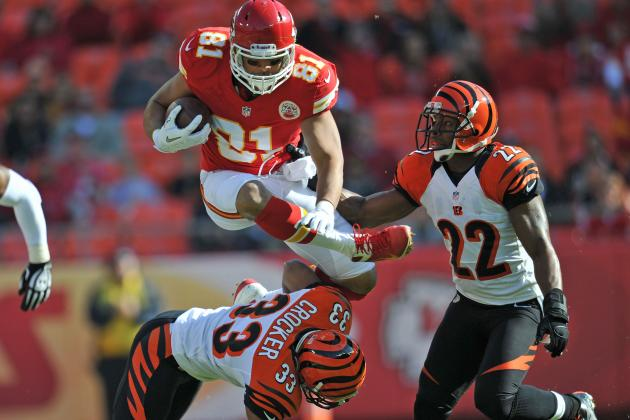 Former KC Chiefs Tight End Tony Moeaki, Bills Reach Injury Settlement